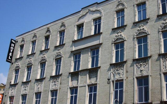 Отель Kołodziej вид на фасад