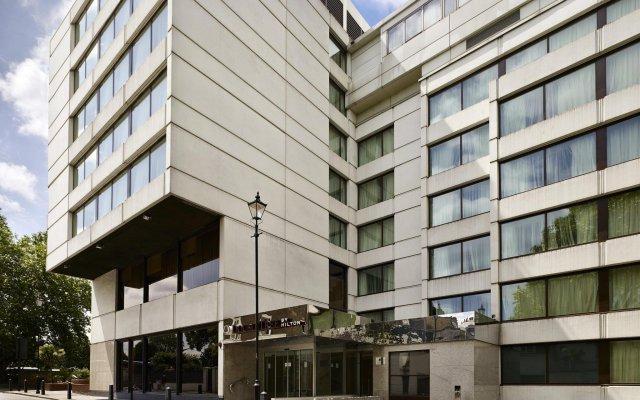 DoubleTree by Hilton Hotel London - Hyde Park вид на фасад
