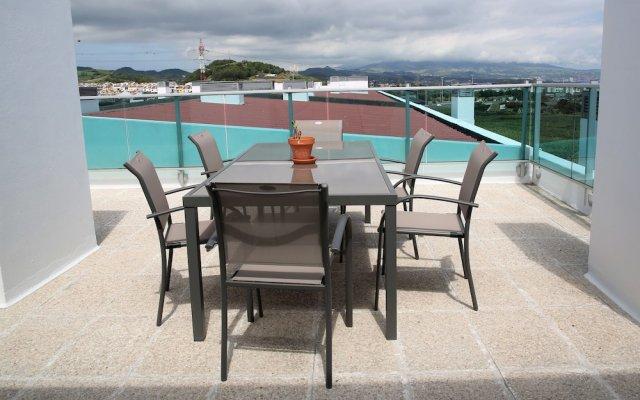Отель Roof Top Terrace Apartment PDL Португалия, Понта-Делгада - отзывы, цены и фото номеров - забронировать отель Roof Top Terrace Apartment PDL онлайн