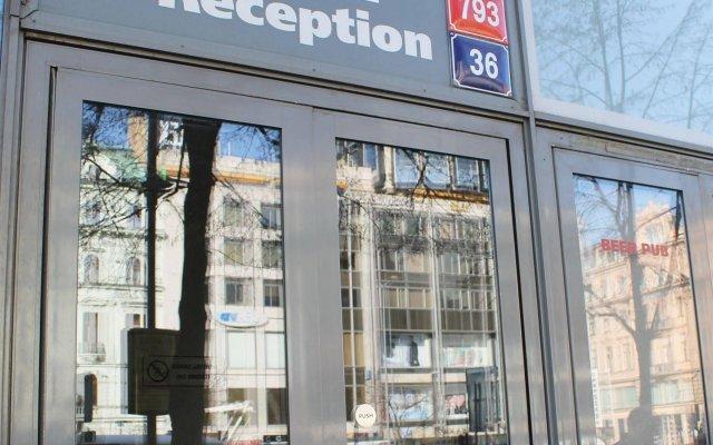 Отель A-Apartments Чехия, Прага - отзывы, цены и фото номеров - забронировать отель A-Apartments онлайн вид на фасад