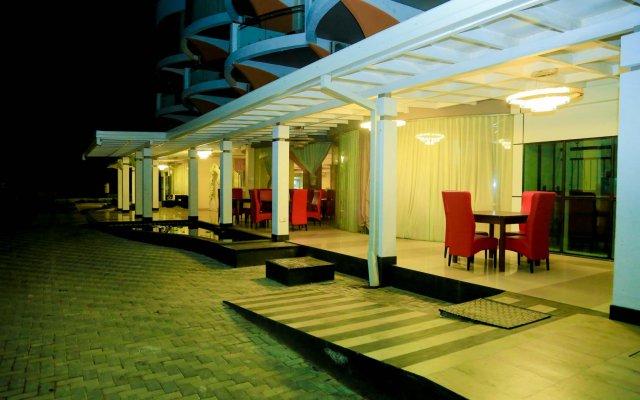 Ceylon Sea Hotel вид на фасад
