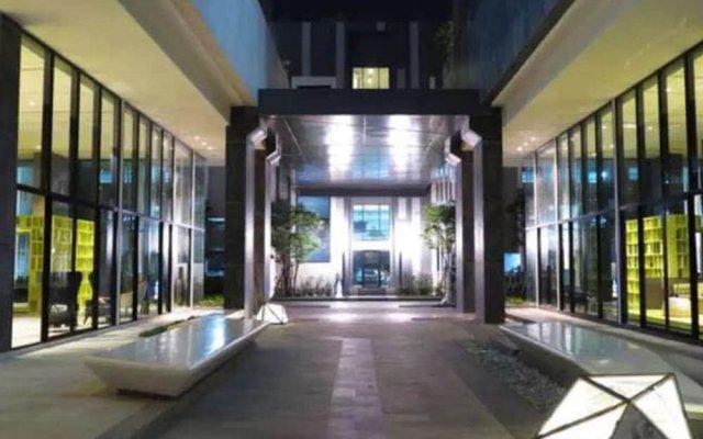 Отель The Base Condo Sea-view Win99 Таиланд, Паттайя - отзывы, цены и фото номеров - забронировать отель The Base Condo Sea-view Win99 онлайн вид на фасад