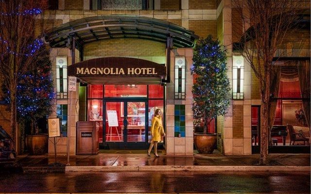 Отель Magnolia Hotel & Spa Канада, Виктория - отзывы, цены и фото номеров - забронировать отель Magnolia Hotel & Spa онлайн вид на фасад