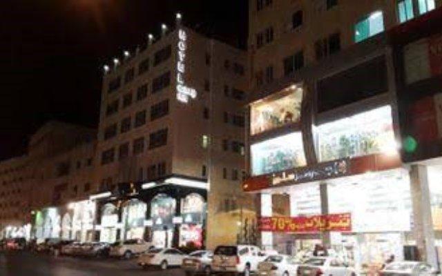 Отель Easy Inn Hotel Suites Иордания, Амман - отзывы, цены и фото номеров - забронировать отель Easy Inn Hotel Suites онлайн вид на фасад