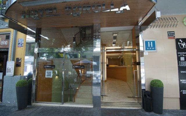 Отель Sorolla Centro Испания, Валенсия - отзывы, цены и фото номеров - забронировать отель Sorolla Centro онлайн вид на фасад