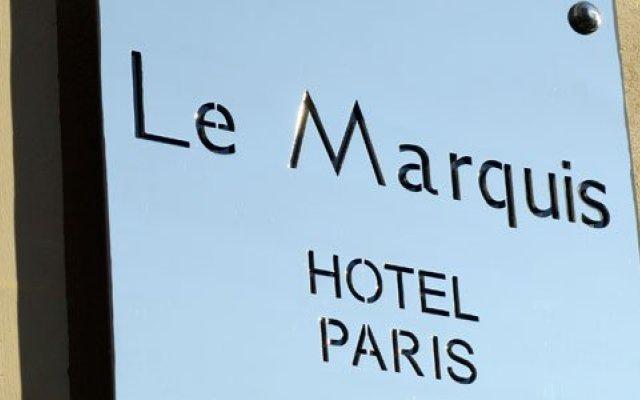 Отель Le Marquis Eiffel Франция, Париж - 2 отзыва об отеле, цены и фото номеров - забронировать отель Le Marquis Eiffel онлайн вид на фасад