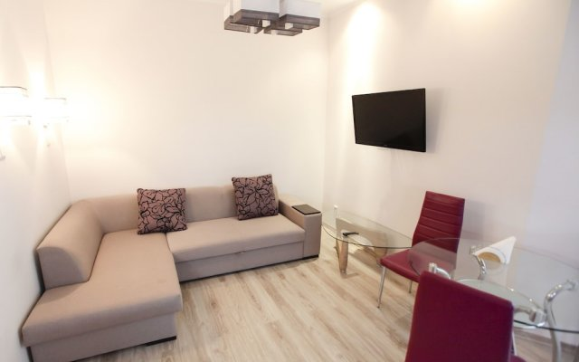 Гостиница KyivRentApartment комната для гостей