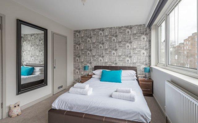 Отель Bright Family Home in Primrose Hill Великобритания, Лондон - отзывы, цены и фото номеров - забронировать отель Bright Family Home in Primrose Hill онлайн комната для гостей