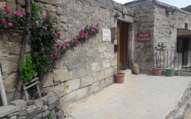 Dede Hostel & Pension Ургуп вид на фасад
