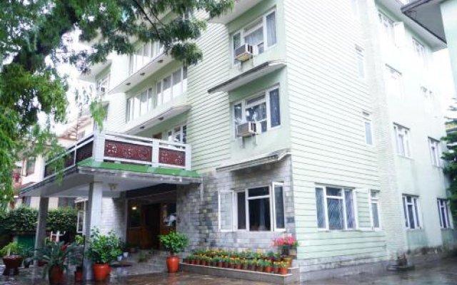 Отель Happiness Guest House Непал, Катманду - отзывы, цены и фото номеров - забронировать отель Happiness Guest House онлайн вид на фасад