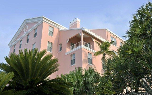 Hamilton Princess & Beach Club - a Fairmont Managed Hotel in Hamilton, Bermuda from 659$, photos, reviews - zenhotels.com hotel front