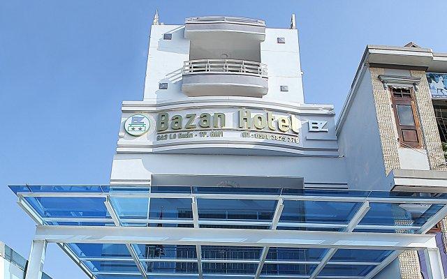 Bazan Hotel Dak Lak вид на фасад