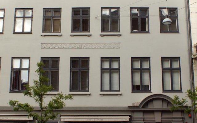 Отель Villa Armonia Guest Rooms Дания, Копенгаген - отзывы, цены и фото номеров - забронировать отель Villa Armonia Guest Rooms онлайн вид на фасад