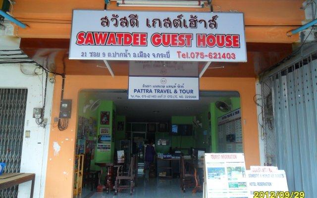 Отель Sawasdee Guest House (Formerly Na Mo Guesthouse) вид на фасад