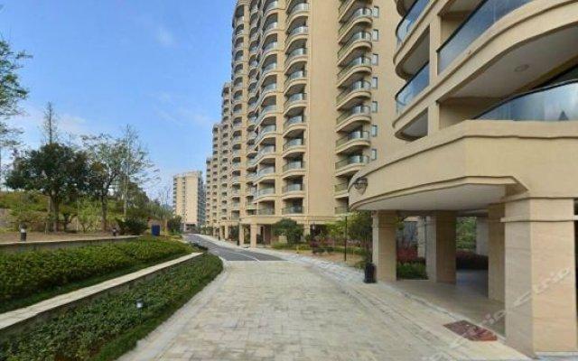 Отель Bedom Apartment (Hangzhou Qiandao Lake) Китай, Ханчжоу - отзывы, цены и фото номеров - забронировать отель Bedom Apartment (Hangzhou Qiandao Lake) онлайн вид на фасад