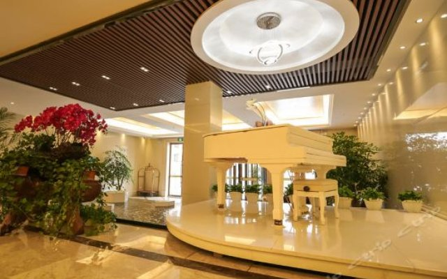 Cygnus International Hotel (Luoyang Lijing Gate)