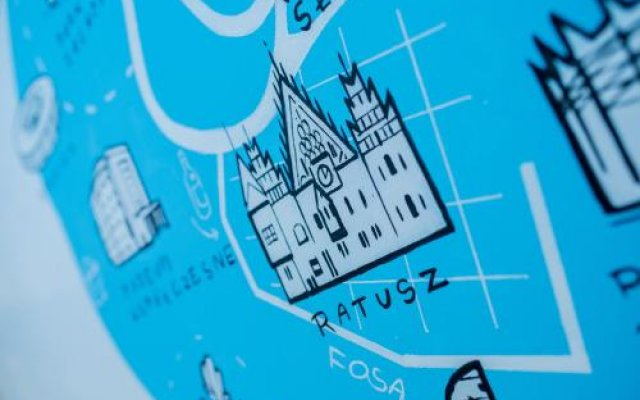 Отель Moon Hostel Польша, Вроцлав - 1 отзыв об отеле, цены и фото номеров - забронировать отель Moon Hostel онлайн вид на фасад