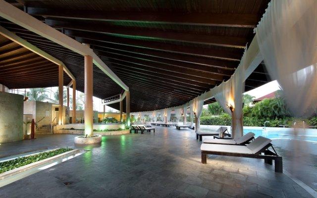 Отель Grand Palladium Bavaro Suites, Resort & Spa - Все включено Доминикана, Пунта Кана - отзывы, цены и фото номеров - забронировать отель Grand Palladium Bavaro Suites, Resort & Spa - Все включено онлайн вид на фасад