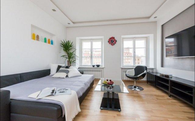 Апартаменты Old Town Apartments Варшава комната для гостей