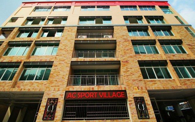 Отель AC Sport Village вид на фасад