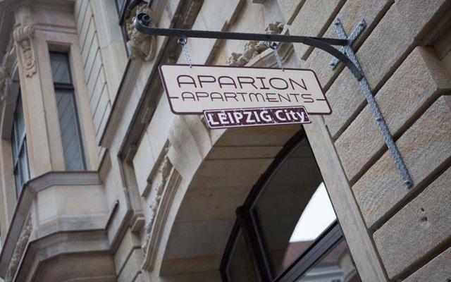 Отель Aparion Leipzig City Германия, Лейпциг - отзывы, цены и фото номеров - забронировать отель Aparion Leipzig City онлайн вид на фасад