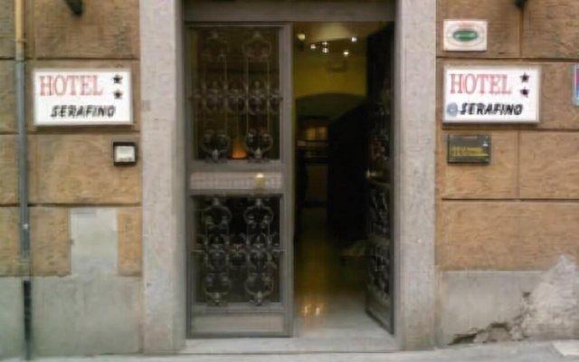 Отель Serafino Италия, Генуя - отзывы, цены и фото номеров - забронировать отель Serafino онлайн вид на фасад