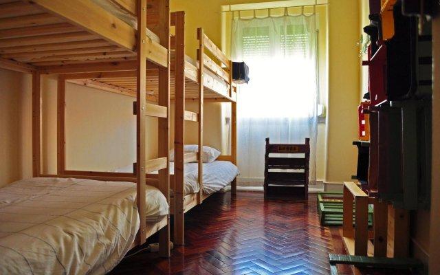 Отель O Bigode do Rato комната для гостей