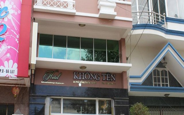 Отель Khong Ten Далат вид на фасад