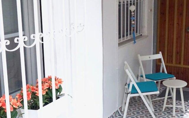 Отель Cycladic Style Apt in Athens Греция, Афины - отзывы, цены и фото номеров - забронировать отель Cycladic Style Apt in Athens онлайн вид на фасад
