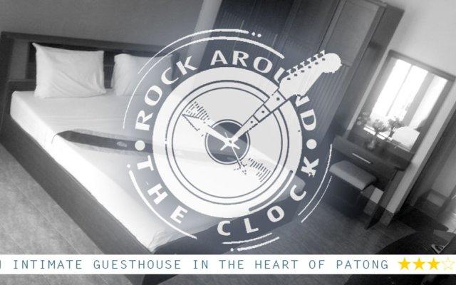 Отель Rock Around The Clock Inn