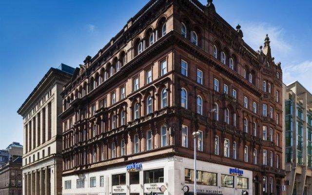 Отель Glasgow Bridgegate Apartment Near Art Gallery Великобритания, Глазго - отзывы, цены и фото номеров - забронировать отель Glasgow Bridgegate Apartment Near Art Gallery онлайн вид на фасад