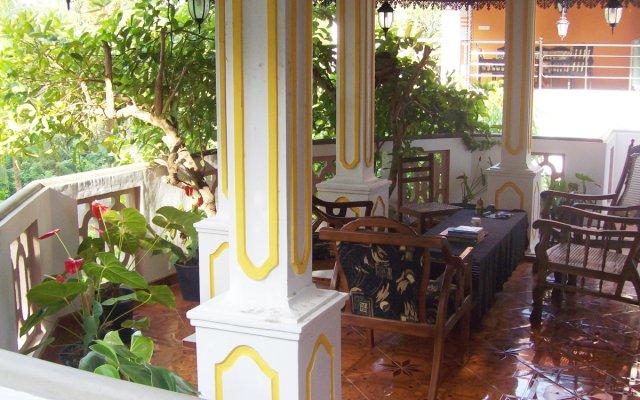 Отель Utopia Villas Хиккадува вид на фасад