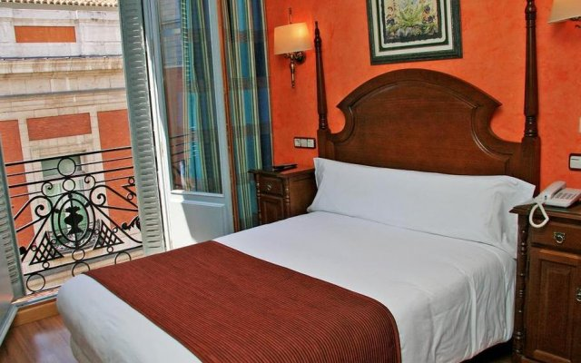 Отель Hostales Victoria I y II комната для гостей