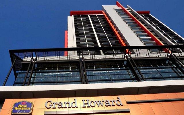 Grand Howard Hotel вид на фасад