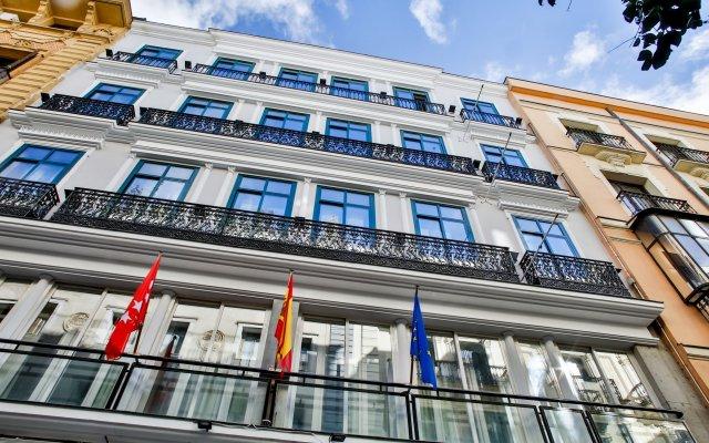 Отель 11Th Principe By Splendom Suites Мадрид вид на фасад