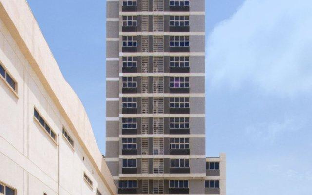 Отель Belair Executive Suites вид на фасад