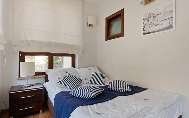Апартаменты Imperial Apartments - Martini Сопот комната для гостей