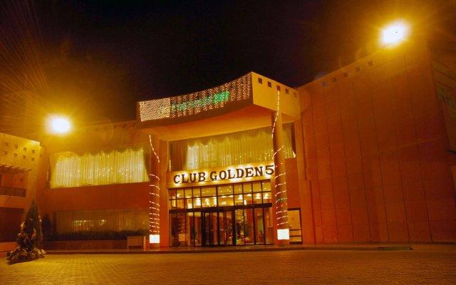 The Club Golden 5 Hotel & Resort вид на фасад