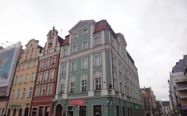 Отель 24W Apartments Rynek Польша, Вроцлав - отзывы, цены и фото номеров - забронировать отель 24W Apartments Rynek онлайн вид на фасад
