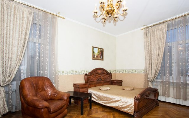 Апартаменты Apart Lux Генерала Ермолова Москва комната для гостей