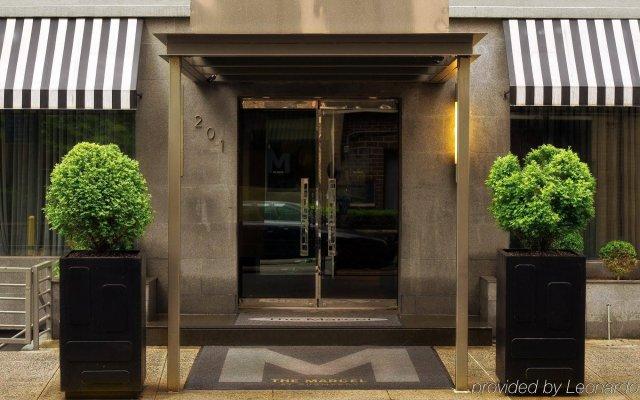 Отель The Marcel at Gramercy США, Нью-Йорк - отзывы, цены и фото номеров - забронировать отель The Marcel at Gramercy онлайн вид на фасад