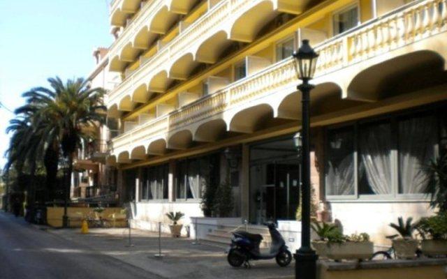 Отель Arion Hotel Corfu Греция, Корфу - 1 отзыв об отеле, цены и фото номеров - забронировать отель Arion Hotel Corfu онлайн вид на фасад