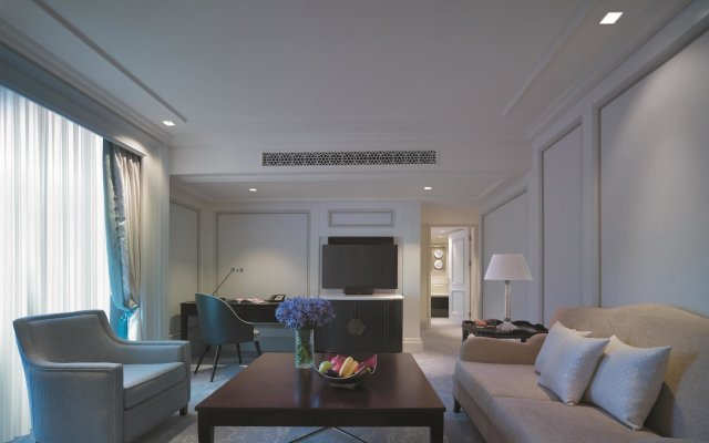 Shangri-La Bosphorus, Istanbul Турция, Стамбул - 3 отзыва об отеле, цены и фото номеров - забронировать отель Shangri-La Bosphorus, Istanbul онлайн комната для гостей