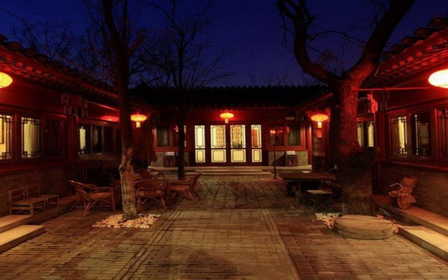 Отель Jihouse Hotel Китай, Пекин - отзывы, цены и фото номеров - забронировать отель Jihouse Hotel онлайн вид на фасад