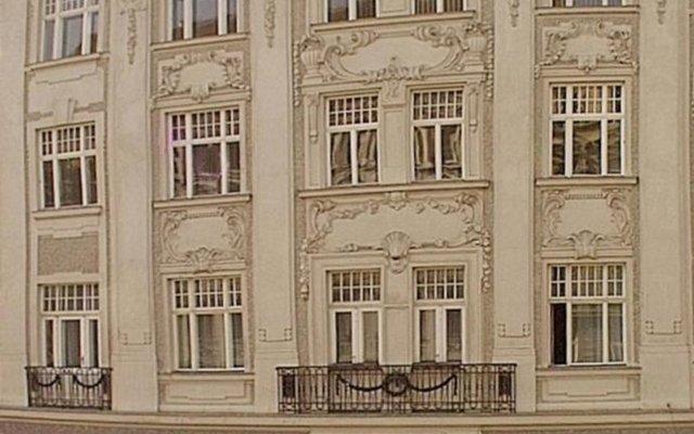 Hotel-Pension Bleckmann вид на фасад