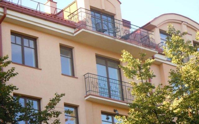 Отель Milo Apartment Литва, Вильнюс - отзывы, цены и фото номеров - забронировать отель Milo Apartment онлайн вид на фасад