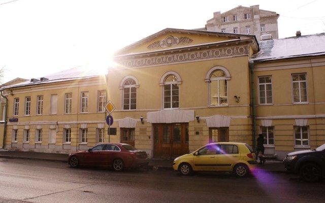 Апартаменты на Поварской вид на фасад