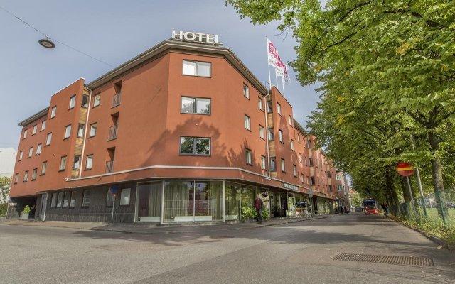 Spar Hotel Gårda вид на фасад