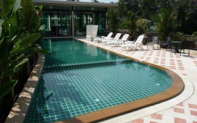 Апартаменты Apartment in Phuket Town детские мероприятия