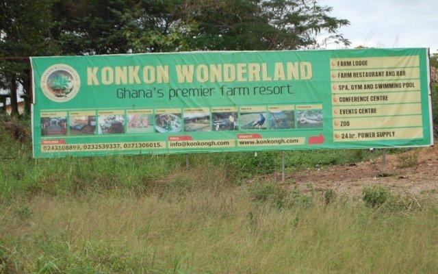 Konkon Wonderland